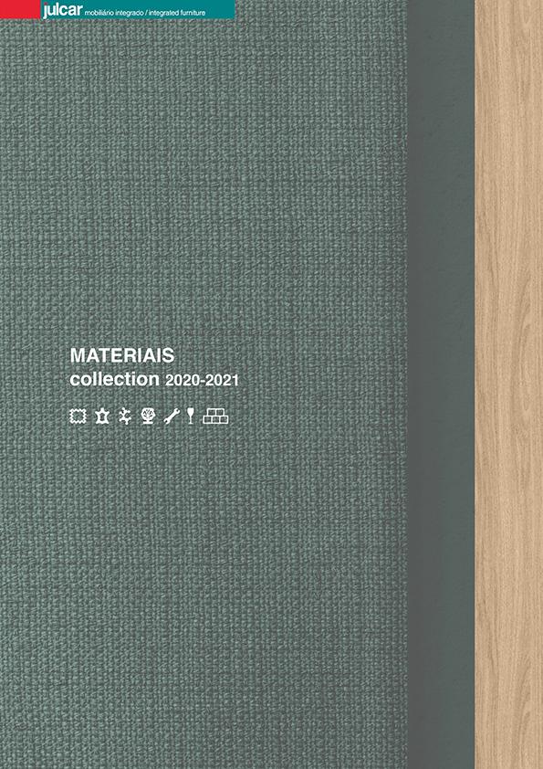 catalogo materiais acabamentos mobiliario julcar